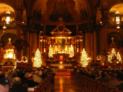 Midnight Mass Lights