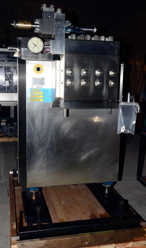 APV Rannie Piston Type Homogenizer Type or model # 12-56 VH